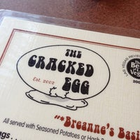 Photo taken at The Cracked Egg by Jeremy D. on 6/18/2013