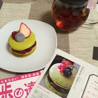 Photo taken at Patisserie Voisin by ピヨ山 ピ. on 4/2/2014