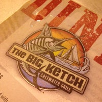Photo taken at The Big Ketch Saltwater Grill by Kyle L. on 7/10/2013