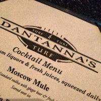 Photo taken at Dantanna's by Kyle L. on 5/30/2013