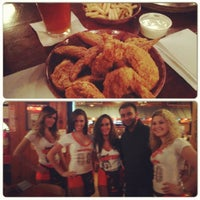 Photo taken at Hooters by Jimmy F. on 10/16/2012
