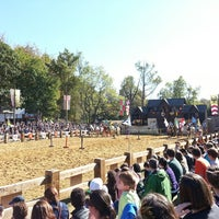 Photo taken at Maryland Renaissance Festival by Tiffany N. on 10/20/2013