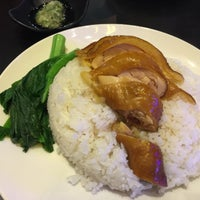Photo taken at 深井陳記燒鵝 Chan Kee Roasted Goose by Edward A. on 12/21/2015