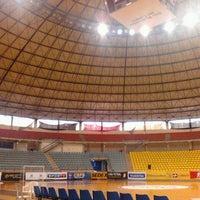 Photo taken at poliesportivo são bernardo by Kaue P. on 6/6/2013