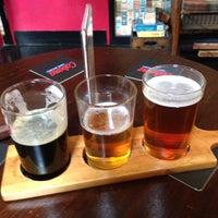 Photo taken at Just Beer Micropub by Hedley H. on 3/29/2015