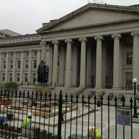 Photo taken at US Department of the Treasury by John J. on 5/21/2013