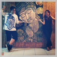 Photo taken at Bali Bliss Day and Nail Spa by Itsme V. on 7/6/2013