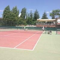6/1/2013 tarihinde .ziyaretçi tarafından Ankara Üniversitesi Tenis Kortları'de çekilen fotoğraf