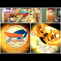 Photo taken at Buffalo's Wings N' Things by Jano T. on 3/30/2013