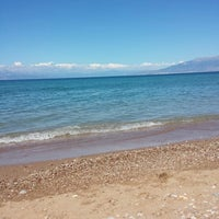 Photo taken at Niforeika Beach Hotel by Νικος Μ. on 7/13/2014