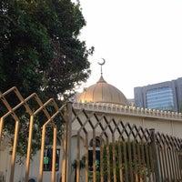 Photo taken at Khalifa street by Rawan G. on 9/25/2013
