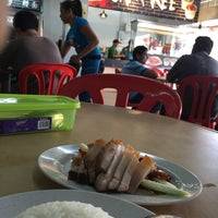 Photo taken at Sam Kee BBQ Place by Wee Chert on 11/18/2015