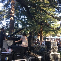 Photo taken at Jazz On The Plazz by Nicole L. on 6/23/2016