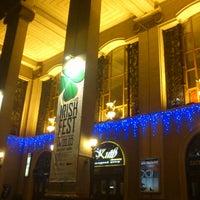 Снимок сделан в Кинотеатр «Киев» пользователем Vovesh 3/21/2013