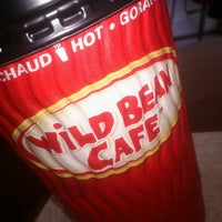 Photo taken at Wild Bean cafe by Jānis A. on 3/7/2014