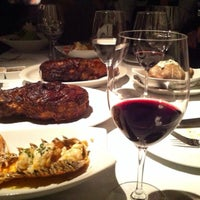 Photo taken at Carnal - Prime Steakhouse by Andrea R. on 5/17/2015