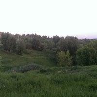 Photo taken at Склон Магес by Антон С. on 5/23/2014