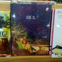 Photo taken at Gramedia by Ana R. on 7/18/2016