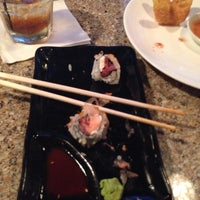 Photo taken at Ocean Blue Sushi by Anna M. on 2/25/2014