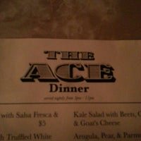 Photo taken at The Ace by Karen Y. on 4/11/2013