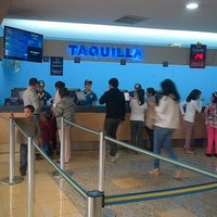 Photo taken at Cinépolis by Guadalupe G. on 3/2/2013