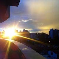 Photo taken at Villa Vergueiro Hotel by Sandra P. on 1/29/2015