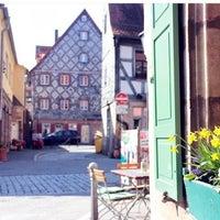 Photo taken at H Gustav-Adolf-Straße by Mon C. on 4/19/2016
