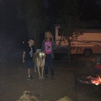 Photo taken at Serrano Campground by Ken L. on 9/1/2013