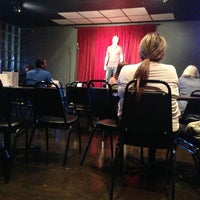 Photo taken at Capitol City Comedy Club by Evie E. on 6/8/2013