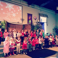 Photo taken at Lakeside Fellowship United Methodist Church by Claudia S. on 12/17/2014