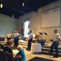 Photo taken at Lakeside Fellowship United Methodist Church by Claudia S. on 10/9/2013
