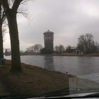 Photo taken at Watertoren Assendelft by Jos K. on 2/26/2013