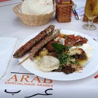 Foto tirada no(a) Restaurante Arab por Ana T. em 7/14/2013