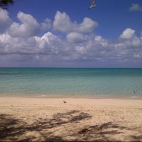 Photo taken at New Bight Beach by bahamiano on 7/31/2013
