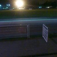 Photo taken at Terrain de Football/Gif-sur-Yvette by Nicolas C. on 3/1/2013