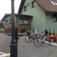 Photo taken at Stara Kuchnia by Michał S. on 4/27/2014