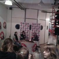 Photo taken at Ouï FM by Tovaritch P. on 11/8/2013