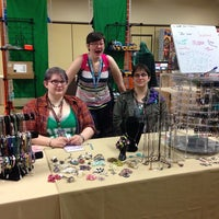 Photo taken at MechaCon by Sue R. on 8/6/2014