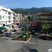 Photo taken at Davutlar by Evren U. on 5/6/2013