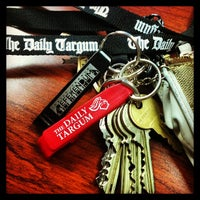 Photo taken at The Daily Targum - Editorial Office by Skylar F. on 3/28/2013