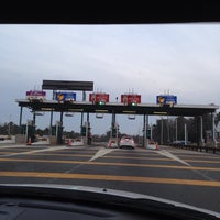 Photo taken at Garden State Parkway South by Nate C. on 4/19/2014