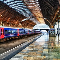 Photo taken at London Paddington Railway Station (PAD) by Muhammad A. on 5/27/2013