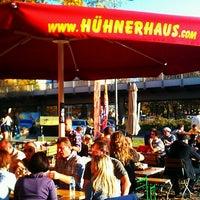 Photo taken at Hühnerhaus 36 by Thilo W. on 10/21/2012