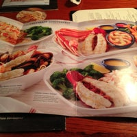 Photo taken at Red Lobster by Natalie H. on 2/26/2013