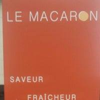 Photo taken at Le Macaron by Wassim W. on 2/10/2014