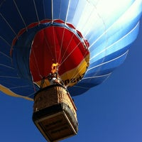 Photo taken at Balloon The Rockies by Cap V C. on 9/5/2013