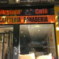 Photo taken at Virginia' Café by Juan P. on 7/26/2013