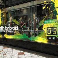 6/11/2013にShinji N.がadidas Originals 渋谷で撮った写真