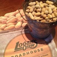 Photo taken at Logan's Roadhouse by Chris W. on 9/27/2014