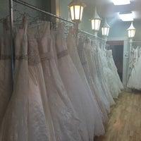 Photo taken at Lulu's Bridal by Glorianna M. on 5/18/2013